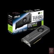 ASUS TURBO-GTX1060-6G, GeForce GTX 1060, 6GB/192bit GDDR5, DVI/2xHDMI/2xDP, Asus cooling