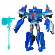 Transformers Prime Cyberverse Command Your World Commander Class Series 2 - Ultra Magnus