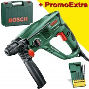 BOSCH PBH 2100 RE Ciocan rotopercutor SDS-plus 550 W, 1.7 J + 6 Burghie