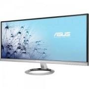 Монитор ASUS 29 инча, 2560 x 1080 пиксела, 5 ms, HDMI/MHL, DisplayPort, Dual-link DVI-D MX299Q IPS/2560X1080