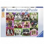 RAVENSBURGER puzzle (slagalice) - ljubimci RA14659