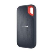SanDisk Extreme SDSSDE60-1T00-G25 1 TB Portable Solid State Drive - External - Black