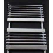 Radiator port prosop decorativ LENTO CHROME 500 X 1100