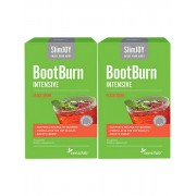 SlimJOY Brucia grassi BootBurn INTENSIVE 1+1 GRATIS. Bevanda alla pesca. 2x 15 bustine
