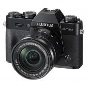 Fujifilm X-T20 + 16-50/3,5-5,6 Svart