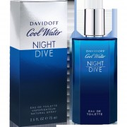 Perfume Para Caballero Davidoff COOL WATER NIGHT DIVE Eau De Toilette 75 Ml