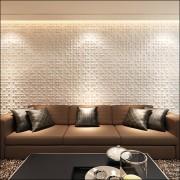 3D Панел за стенна декорация [neu.haus]® , с мотиви, 50 x 50 cm, 6m², Morits