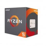 Procesor AMD Ryzen 5 1600X, YD160XBCAEWOF, 6 nuclee, 3.6 GHz (4.0 GHz Max Turbo), 16MB, AM4, 95W