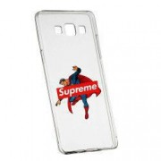 Husa de protectie Supreme Superman Samsung Galaxy A5 rez. la uzura Silicon 259