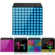 Divoom Aurabox LED BT Smart speaker black