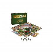 Zelda Monopoly Edición Especial De Colección