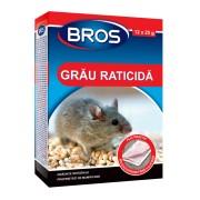 Cereale din grau impotriva soarecilor si sobolanilor, 300 g, BROS 058