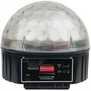 Showtec Disco Star 3x 3 Watt RGB Ball