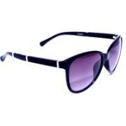 Park Avenue Cat-eye Sunglasses(Grey)