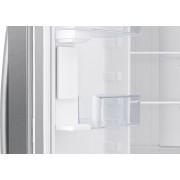 Samsung - 28 cu. ft. Large Capacity 3-Door French Door Refrigerator with Internal Water Dispenser - Fingerprint Resistant Stainless Steel