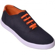 Sukun Mens Multicolor Lace-up Sneakers