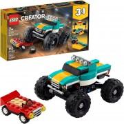 LEGO Creator 3en1 31101 Camioneta Monstruo