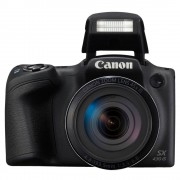 Canon PowerShot SX430 IS Aparat Foto Bridge 20MP Negru