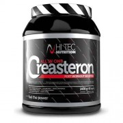 HI TEC NUTRITION Creasteron Cherry, Sporternährung, 1408g + 32 Kapseln