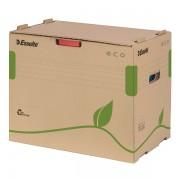 Container de arhivare pentru bibliorafturi Esselte Eco