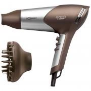 Bomann HTD 843 - Secador de pelo, 3 niveles de temperatura, 2 velocidades, difusor, 2000 W