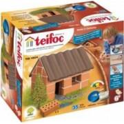 Set de constructie Teifoc Family House