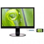 PHILIPS 23.8 LCD IPS-ADS 1920X1080 5MS DP VGA DVI-D MM