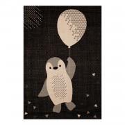Kindervloerkleed Penguin Rico