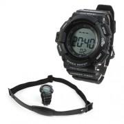 Спортен часовник с Функция за измерване на пулса и крачкомер