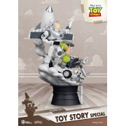 BEAST KINGDOM D-Stage Toy Story Special Edition Figura