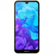 Смартфон Huawei Y5 2019 (кафяв) поддържа 2 sim карти, 5.71 инча (14.50 cm) FullView дисплей, 6901443297382