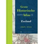 Atlas - Opruiming Grote Historische topografische atlas Zeeland | Nieuwland