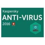 Kaspersky Anti-Virus 2016 1 Year 1 PC CD Key