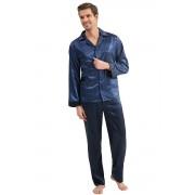Charles férfi szatén pizsama 3XL