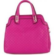 Kleio Fancy Spacious Pink Hand Bag Pink Hand-held Bag
