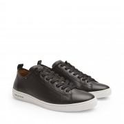 Paul Smith Miyata sneakers i skinn, Svart, 10