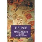 Masca mortii rosii si alte povestiri Hardcover - E.A. Poe