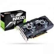 Видео карта Inno3D GeForce GTX 1650 Twin X2 OC, NVIDIA G-SYNC, HDMI 2.0b, 2 x DisplayPort 1.4, N16502-04D5X-1510VA25