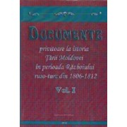 Documente privitoare la istoria Tarii Moldovei in perioada Razboiului ruso-turc 1806-1812, Vol. I/Demir Dragnev