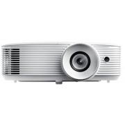 Videoproiector Optoma WU334, WUXGA (192x1200), 3600 lumeni, Contrast 20000:1, Full 3d (Alb)