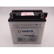 Varta 12N9-4B-1, YB9-B baterie moto, atv, 12V 9Ah 85A cod 509014008 Powersports Freshpack