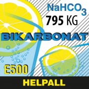 Natriumbikarbonat (Bikarbonat) 775 kg - Helpall