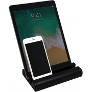Stackers Podstawka na tablet i telefon Stackers czarna