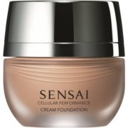 Sensai cellular performance cream foundation spf15 Cf23,almond, 30 ml