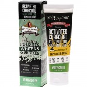 Charcoal Whitening Toothpaste - Wintergreen 113g