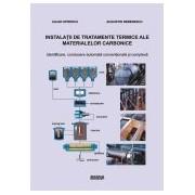 Instalatii de tratamente termice ale materialelor carbonice.