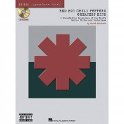 Hal Leonard Red Hot Chili Peppers: Greatest Hits - Signature Licks For Guitar