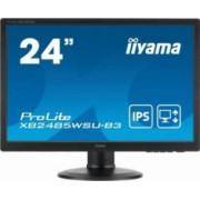 Monitor LED 24.1 Iiyama XB2485WSU-B3 IPS WUXGA 5 ms Negru