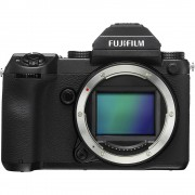Fujifilm GFX 50S Body Aparat Foto Mirrorless 51MP Format Mediu Full HD Negru