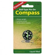 Busola tip Insigna Coghlan's Compass Ball-Type Pin-On